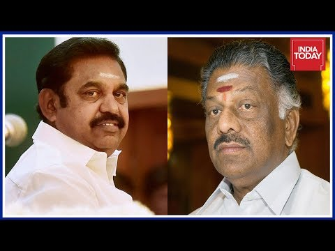 People's Court: AIADMK Merger Deal Almost Sealed