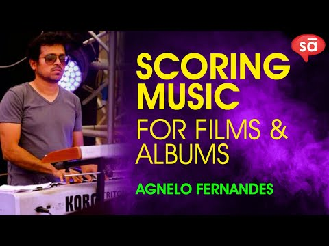 Music producer, Agnelo Fernandes on scoring for films, music albums and more...