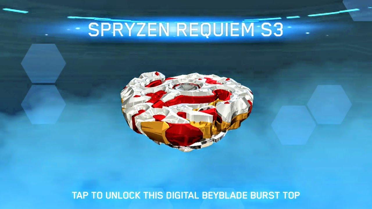 Beyblade Code Launcher Qr Burst