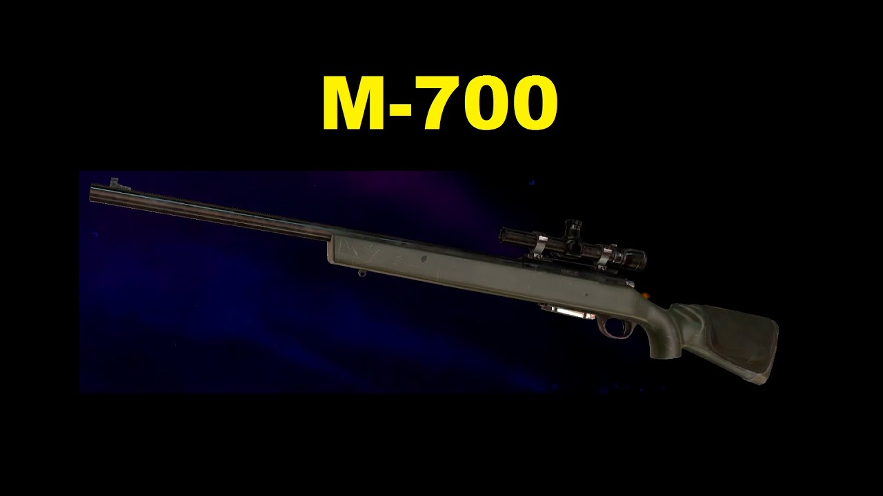 Far Cry 4 Gun Reviews M 700 Sniper Rifle Youtube