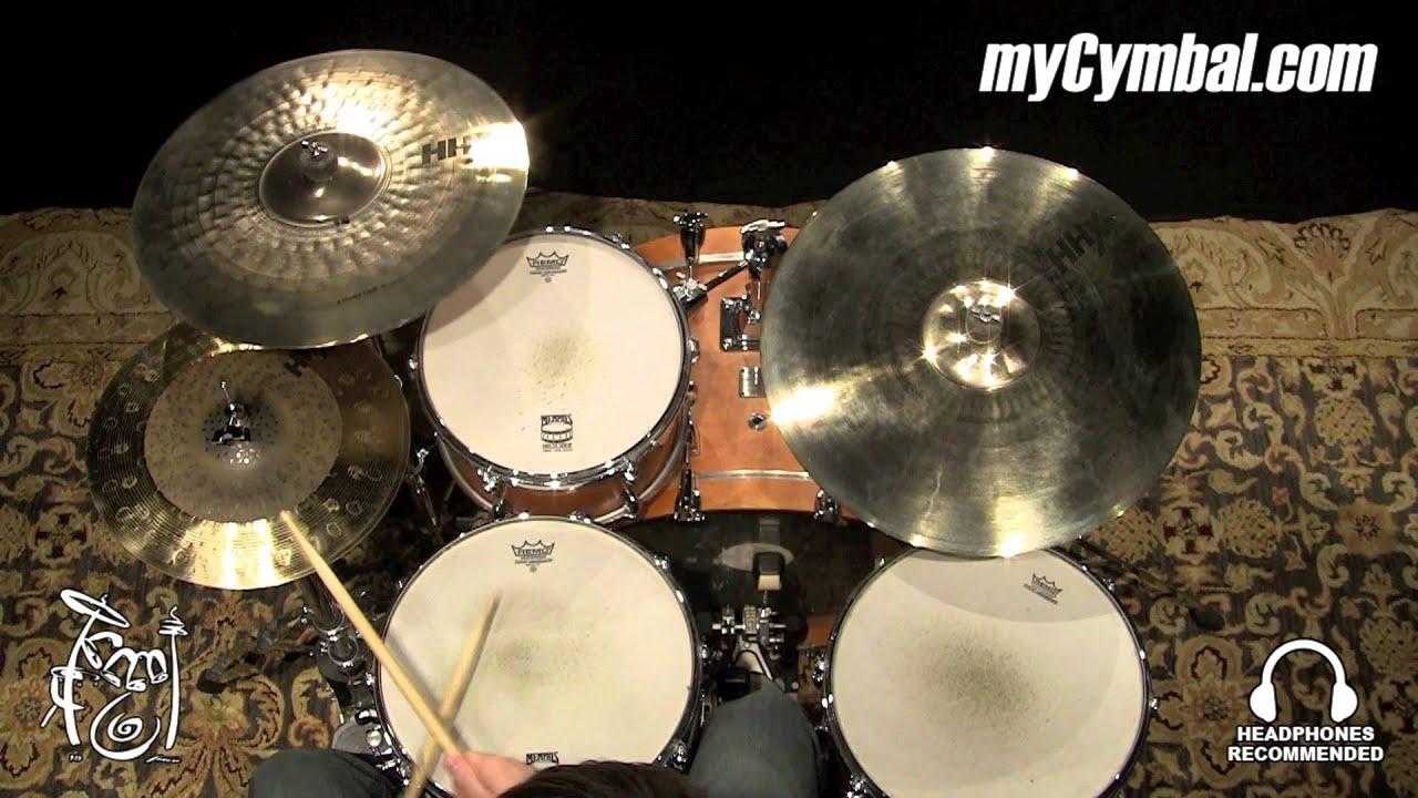 "Sabian 18/"" HHX X-plosion Crash Cymbal 11887XB"