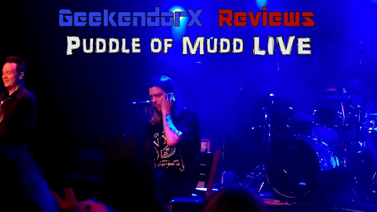 25951a93371315 Gx Reviews  Puddle of Mudd LIVE at Canyon Club! - YouTube