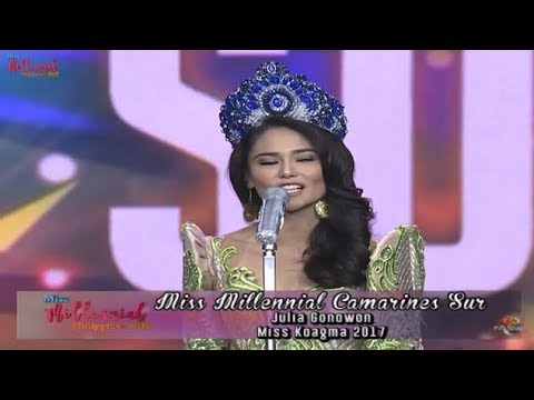 Miss Millennial Philippines 2017 (Part 1) | September 30, 2017