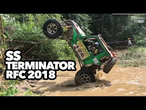 SS TERMINATOR | RFC 2018