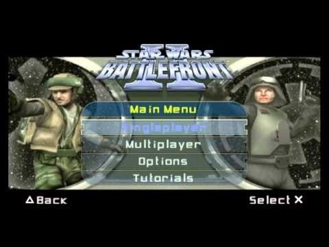 Star Wars:Battlefront 2 PS Vita Gameplay