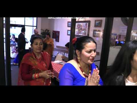 Nepali New Year 2074 celebration in Boston by GBNC