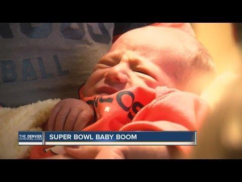 Super Bowl babies arrive 9 months after Broncos' win