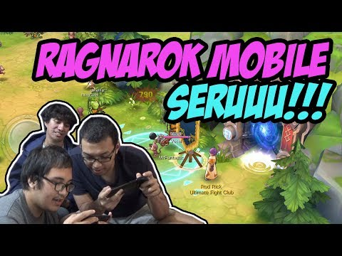 GAME MOBILE PALING SERU! – Ragnarok Mobile Eternal Love (Fix Autis Gw)