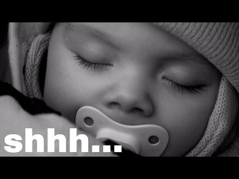 SHHH sound FEMALE VOICE  DEEP SLEEP