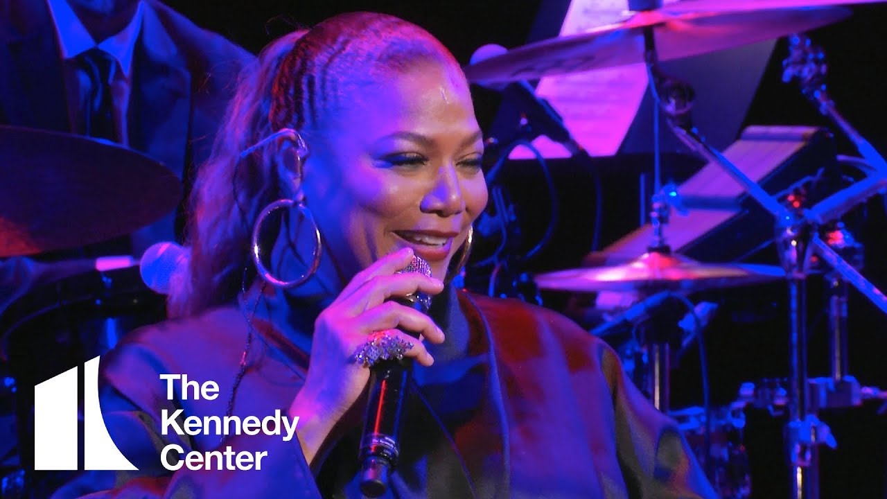 Queen Latifah at the Kennedy Center - Simply Beautiful