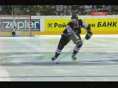 Latvia - Sweden 3:2 overtime penalty shots