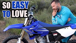 You need Yamaha YZ125X in your Life!!