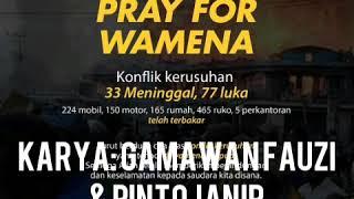 Abih untuang di wamena   Lagu Minang untuk Wamena   pray for Wamena