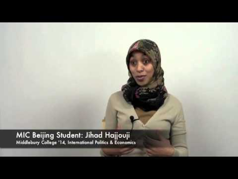 Top Experience in China: Jihad Hajjouji (MIC Beijing)