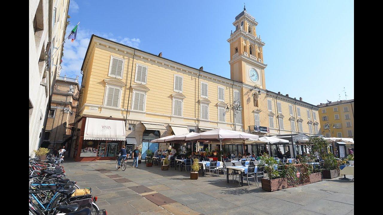 Parma Walking Tour