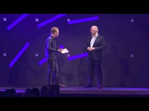 Kees Koolen (EQT Partners) | TNW Conference | Big bets, big wins: market domination done properly