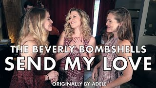 """ADELE'S """"Send My Love"""" Vintage Cover by The Beverly Bombshells (LRS no.8)"""