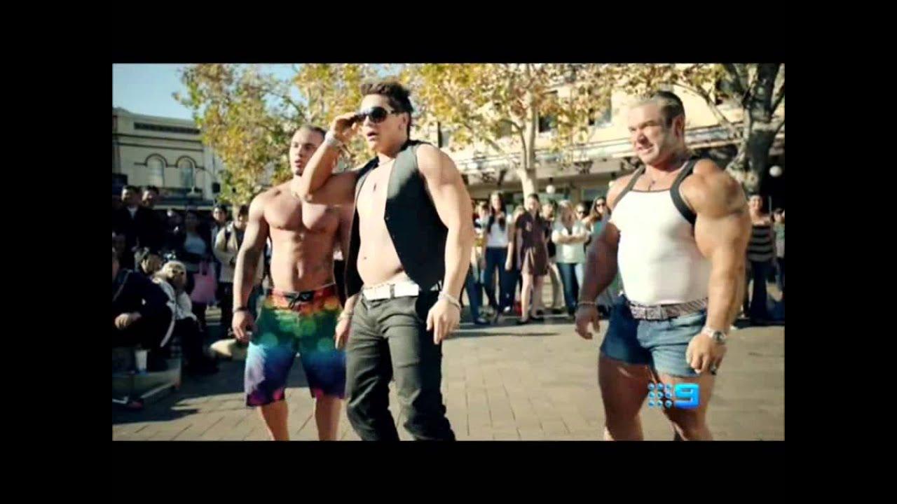 Big brother 05 australia uncut nude scen 10