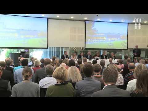 Uddannelses- og Forskningspolitisk topmøde på DTU 2016