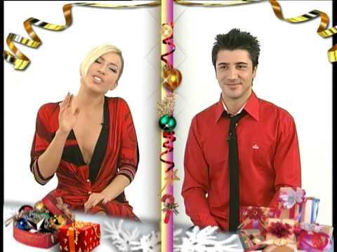 Number One TV 2010 Yılbaşı Programı Burcu Güneş Canlı Performans