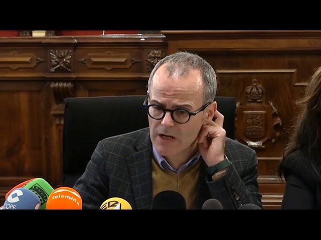 Xunta, diputación y concello quieren la comarcalización del servicio de bomberos 16 2 18