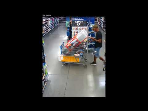 Police Search For 5 Time Norfolk Walmart Theft Suspect Doovi