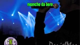 Baccini Ladri di biciclette - base duetto - Sotto questo sole  karaoke instrumental