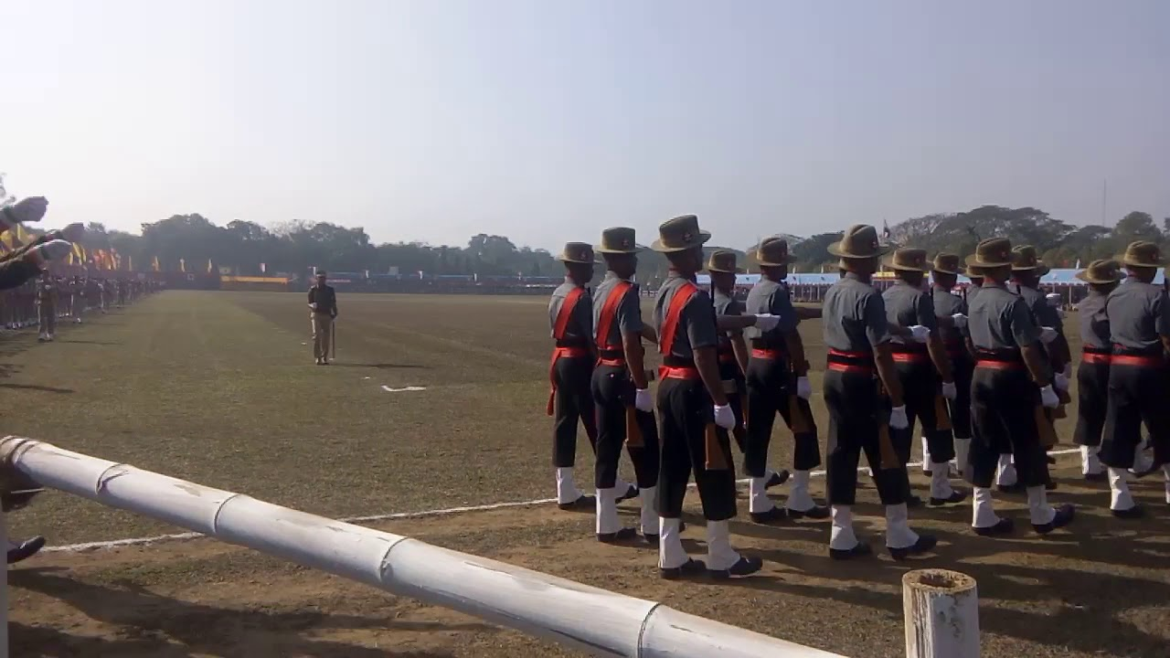 aizawls assam rifles ground - 1280×720