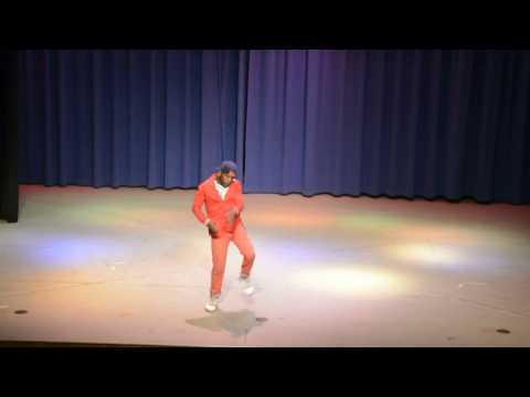 Antigua and Barbuda U Can Dance 2017 - Jashawn Barton