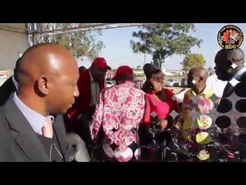 MDC Alliance - Chibuku Stadium rally