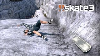 skate 3 rock and roll ps3 gameplay commentary