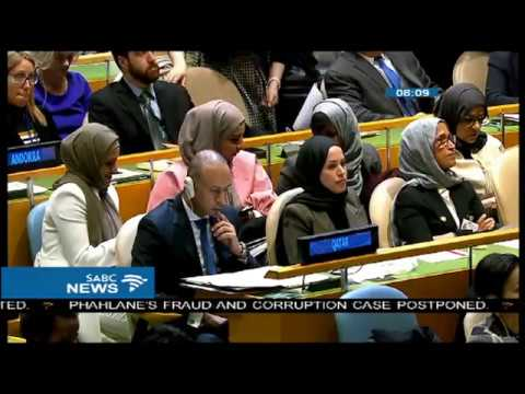Unequal power dynamics top UN Commission of the Status of Women