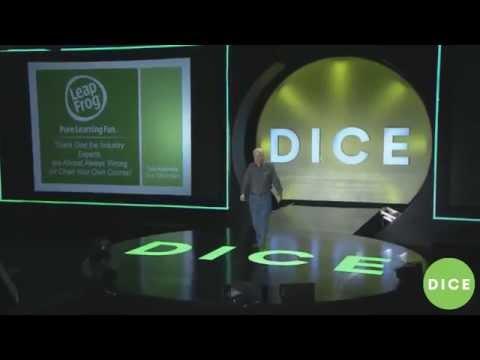 2015 D.I.C.E. Summit - Leapfrog's Tom Kalinske