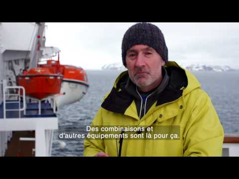 Transports maritimes dans les eaux polaires