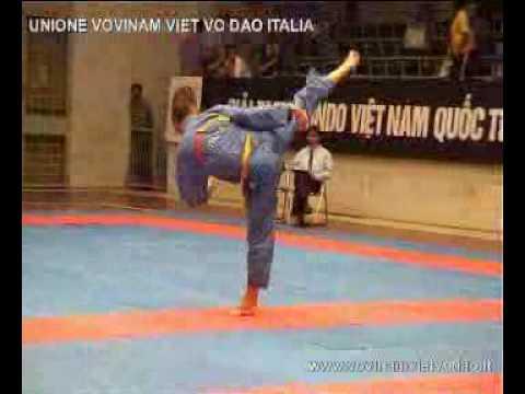 Vovinam Việt Võ Đạo - Thap The Bat Thuc Quyen