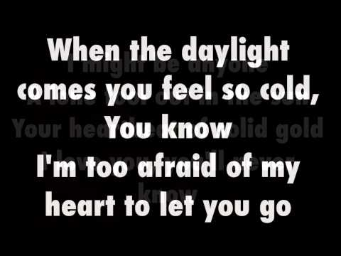 Calvin Harris & Alesso - Under Control ft. Hurts (Lyrics)