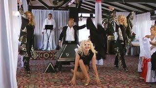 Иллюзионное шоу Алекса Крэя  на свадьбе