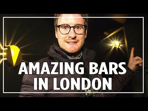 4 Amazing Bars In London W/ Paul Taylor  ★ Bar Crawl