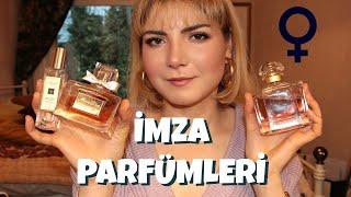 En iyi kadın parfüm