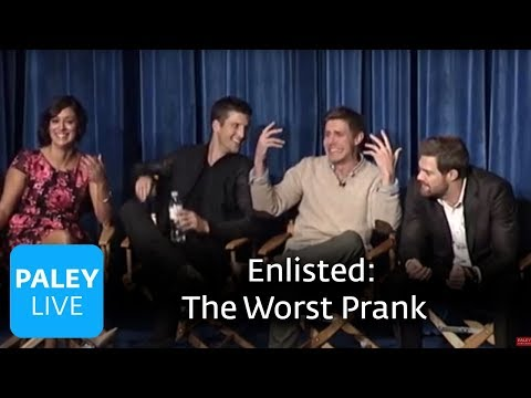 Enlisted - The Worst Prank of All Time