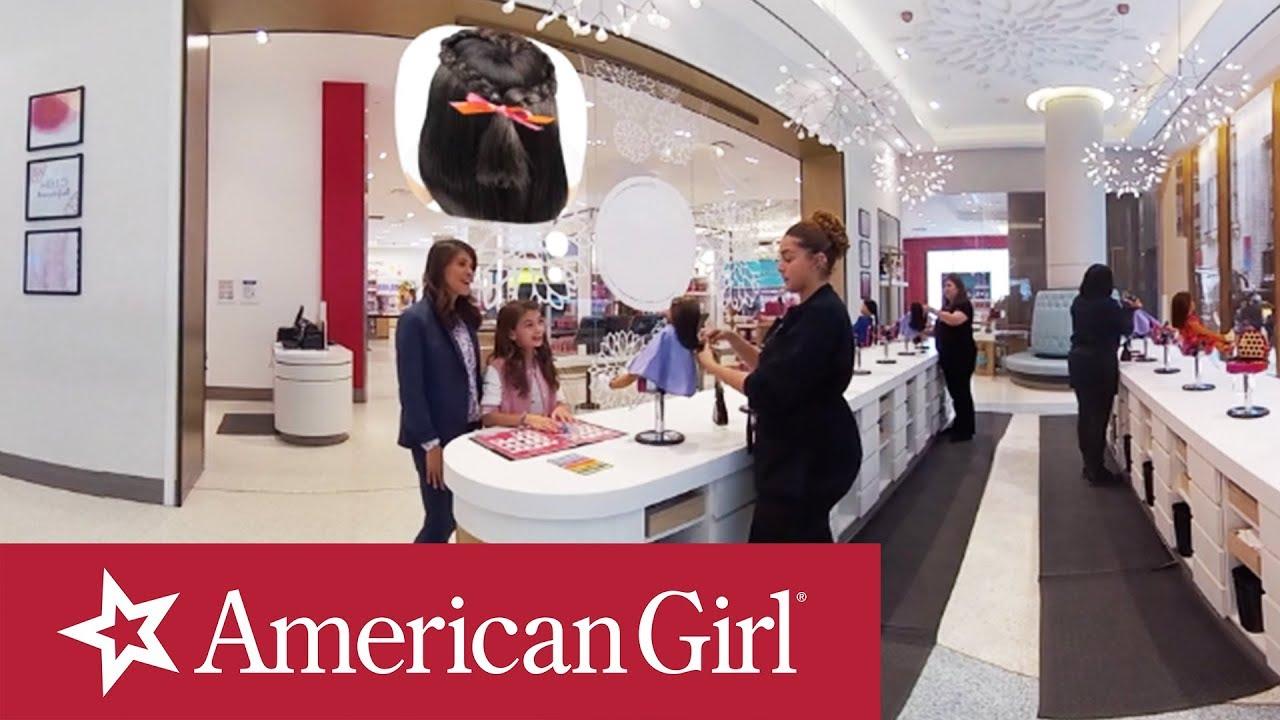 360º Nyc Tour American Girl