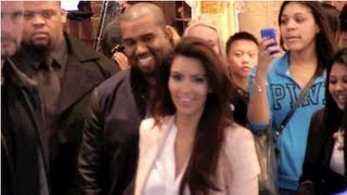 Kim Kardashian and Kanye West: Will They Make it Past 72 days?