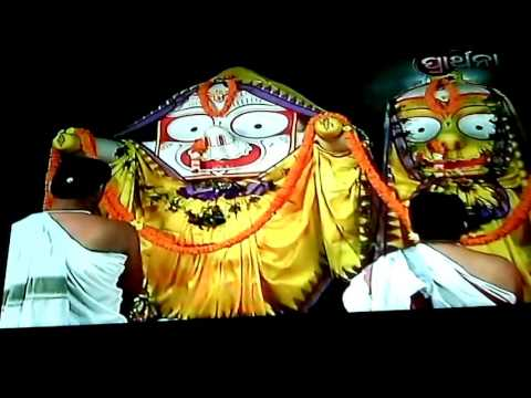 Sandhya darshana of lord Jagannath prarthana channel