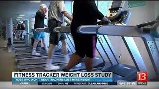 fitness tracker weight loss study