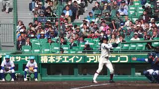 大阪桐蔭『かっせー!パワプロ』(打者根尾選手)