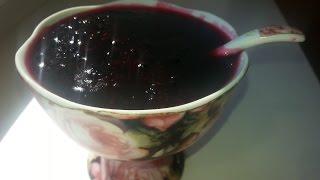 Бабушкин рецепт варенья из черной смородины.