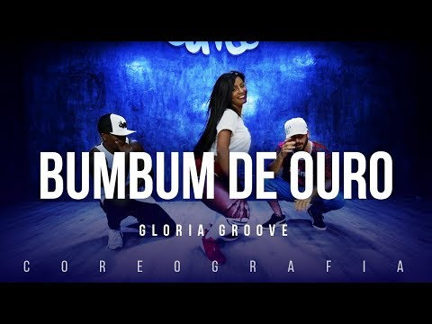 Bumbum de ouro - Gloria Groove| FitDance TV (Coreografia) Dance Video