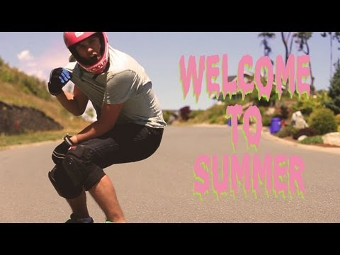 Longboarding: Welcome to Summer