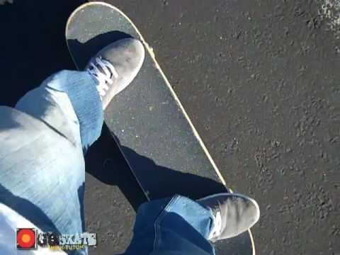 How to Acid Drop - Skateboard Lessons