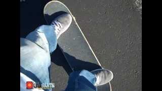How to Acid Dŗop - Skateboard Lessons